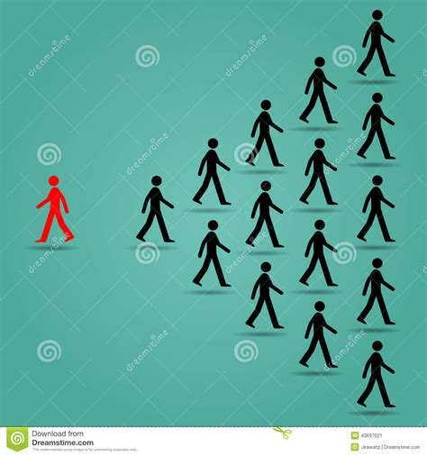 oppisite of red the red ones go in the opposite stock vector image 43697021