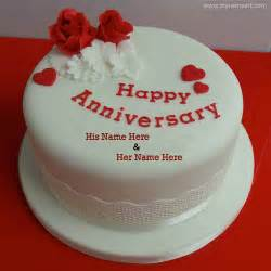 wedding wishes on cake wish you favourite anniversary write and print husband and name on wedding