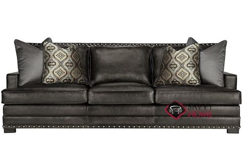 bernhardt cantor leather sofa cantor by bernhardt leather stationary sofa by bernhardt