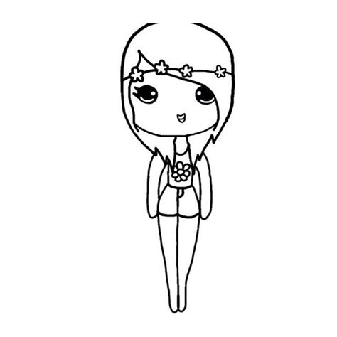 chibi template chibi pinterest chibi and templates