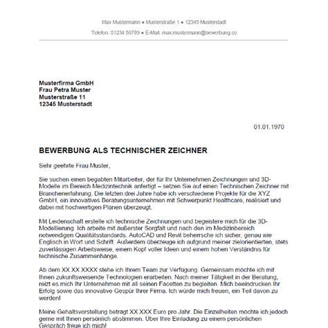 Anschreiben Bewerbung Ausbildung Technischer Produktdesigner Bewerbung Als Technischer Zeichner Technische Zeichnerin Bewerbung Co
