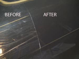 how before you can return a new car car scratch remover