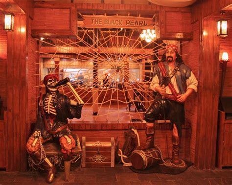 themes in the black pearl 10 best the black pearl pirate theme restaurant images on