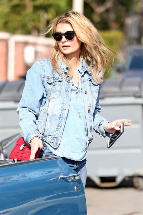 Denim Mischa Barton Siwy by Mischa Barton In Out And About In West 08