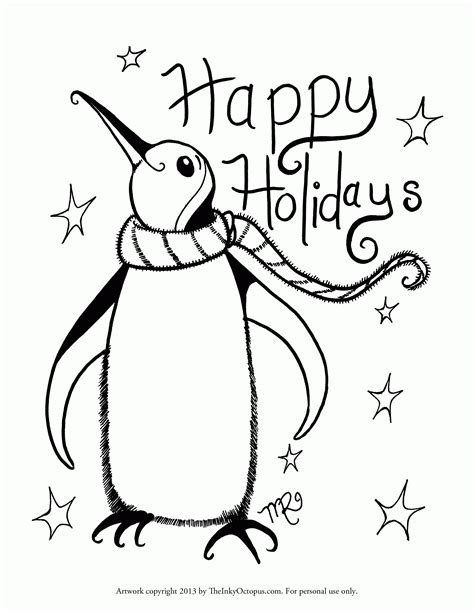 easy holiday coloring pages easy holiday coloring pages coloring home