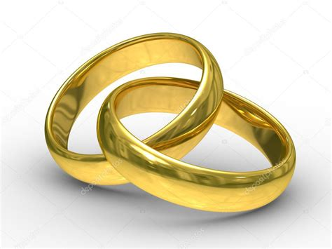 Wedding Ring Images by Two Gold Wedding Rings Stock Photo 169 Isergey 1188067