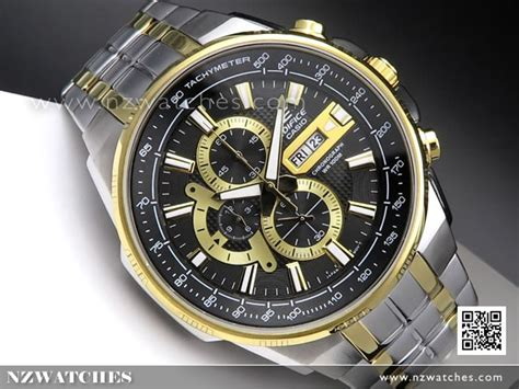 G Shock Redbull Gold by Buy Casio Edifice Chronograph Black Gold Mens Efr