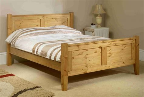 hohe holzbetten wooden beds friendship mill coinston bed high foot end