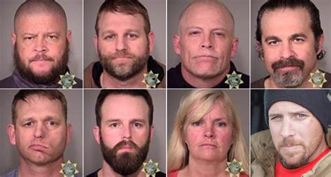 Did The Oregon Shooter A Criminal Record Oregon Occupation Leaders Arrested One Dead In Shooting