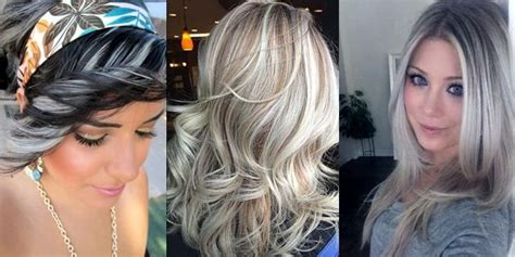 Amazing Multi Colored Highlights The Haircut Web 2303 Best Hair Spotting Images On Gorgeous Hairstyles Hair Cut And Hairdos