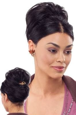 african american hairstyles with parts down the middle african american wedding hairstyles hairdos pinned updo