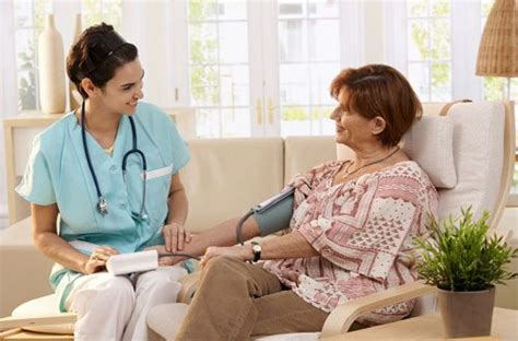 use of home health services to decrease patient re