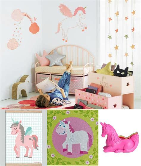 ideas para decorar tu cuarto de unicornio tendencia decoracion unicornios