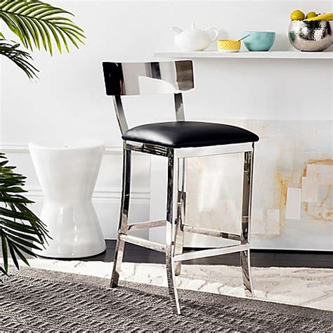 bed bath and beyond bar safavieh abby bar and counter stools bed bath beyond