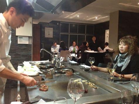 le concert de cuisine le teppanyaki plancha japonaise yelp