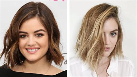 blonde to brunette hair lucy hale is blonde hair is actually achievable for other
