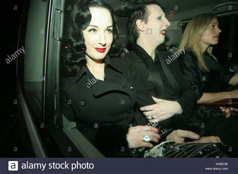 Dita Teese Is Not Friends With Ex Marilyn by Dita Teese And Stock Photos Dita Teese