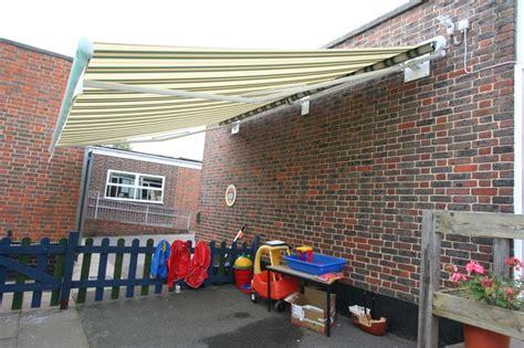 school awning installation kover it
