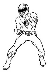 power ranger coloring page mighty morphin power rangers coloring pages coloring home
