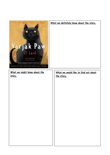 book cover activity  rachdf teaching resources