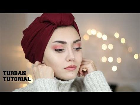 turban tutorial video pratik şal bağlama 2 easy turban style hijabtutorial