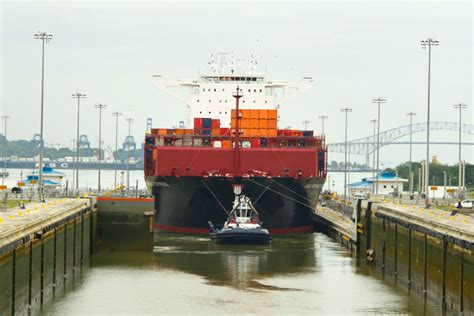 Panama Canal Records One Year Anniversary For Expanded Panama Canal Mfame Guru