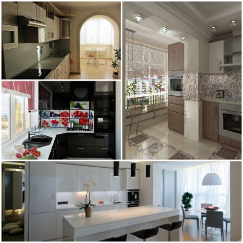 praktische küchengestaltung design einrichten balkon