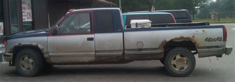 rusty pickup what pickup rusts the least grassroots motorsports forum