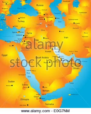 middle east map azerbaijan azerbaijan relief map stock photo royalty free image