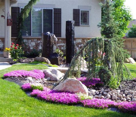 cool front yard landscaping garden cool front yard garden ideas front yard