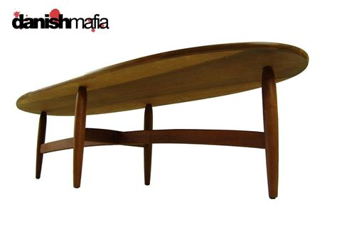 Retro Mid Century Modern Walnut Coffee Table Eames Era Modern Retro Coffee Table