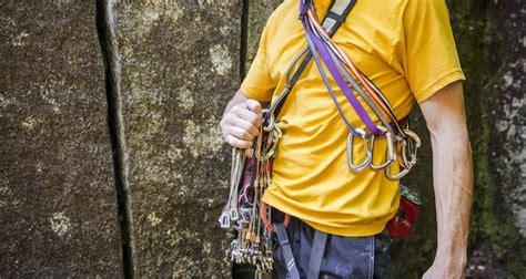 Building A Climbing Rack by Climbing Rack Basics Building A Trad Rack Rei Expert Advice