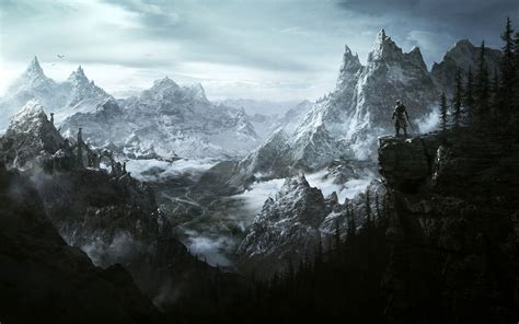 skyrim android skyrim android wallpaper images wallpaper and free