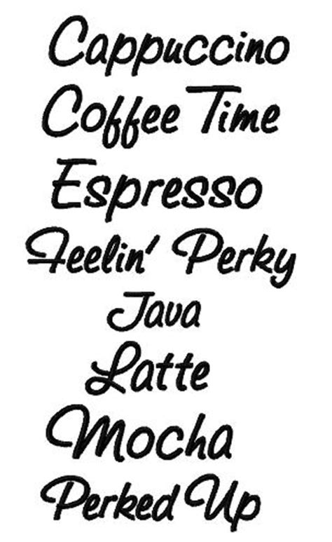 5 Letter Words Associated With Coffee coffee time words