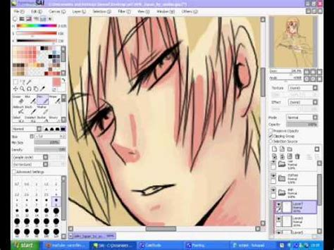 paint tool sai using mouse easy paint tool sai with mouse