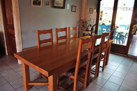 table de ferme avec banc tables hautes occasion dans le pas de calais 62