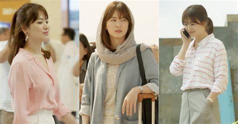 10 film drama terbaik yang mengubah karakter 10 fashion artis korea terbaik dalam karakter drama korea