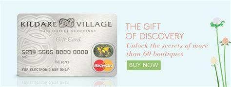 Kildare Village Gift Card - 25 best ideas about mastercard gift card on pinterest prepaid gift cards visa gift