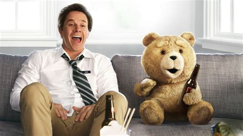 ted images wahlberg ted is an even worse influence in ted 2 ign
