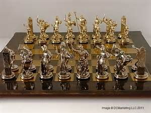 themed chess sets metal themed chess sets high quality