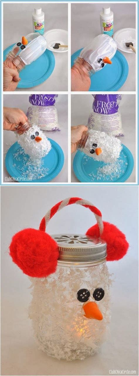 awesome crafts awesome festive jar crafts hative