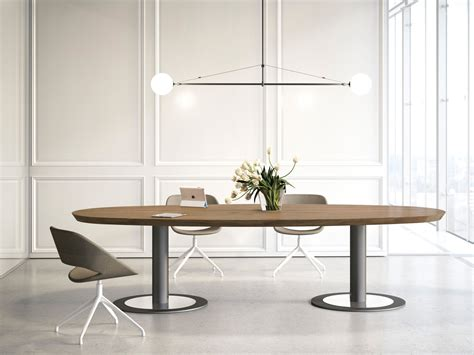 multipliceo modular conference table  fantoni stylepark