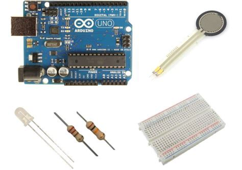 sensitive resistor arduino how to use a sensitive resistor arduino tutorial