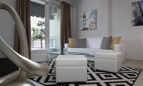 Appartments In Athens - 2 bedroom apartment alekos apartments athens