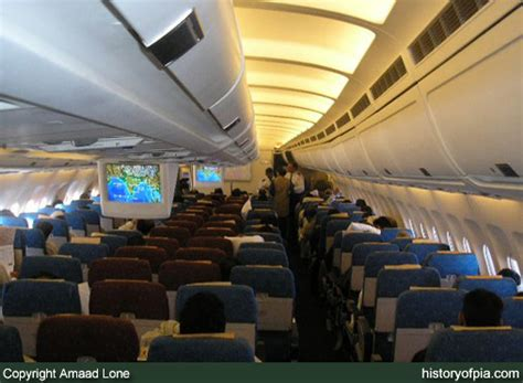 A310 Cabin by History Of Pia Pakistan International Airlines