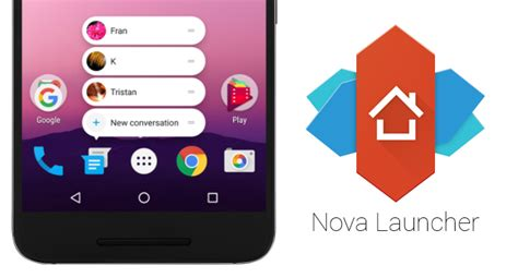 nova launcher nova launcher updated with app shortcuts from android 7 1