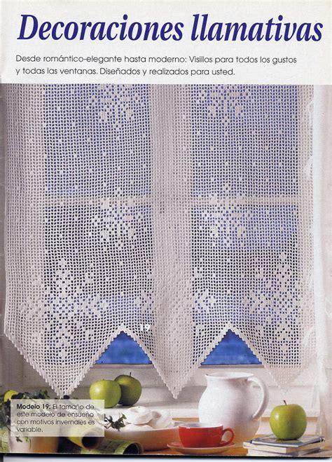 tende di natale tendine filet con fiocchi di neve natale 1 magiedifilo