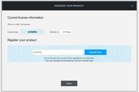 bitdefender total security 2016 license key