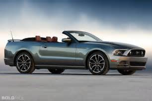 2013 Ford Mustang Convertible Ford Mustang Gt Convertible 2013