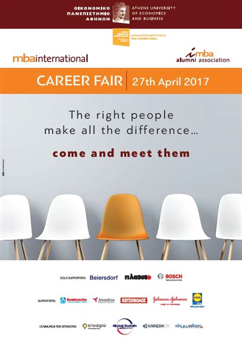 Mba Career Opportunities For Internationals by I Mba Career Fair 2017 Mba International